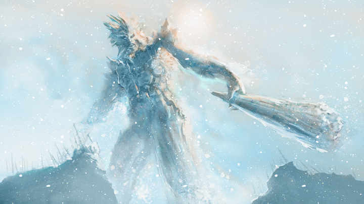 YMIR / THE FIRST FROST GIANT